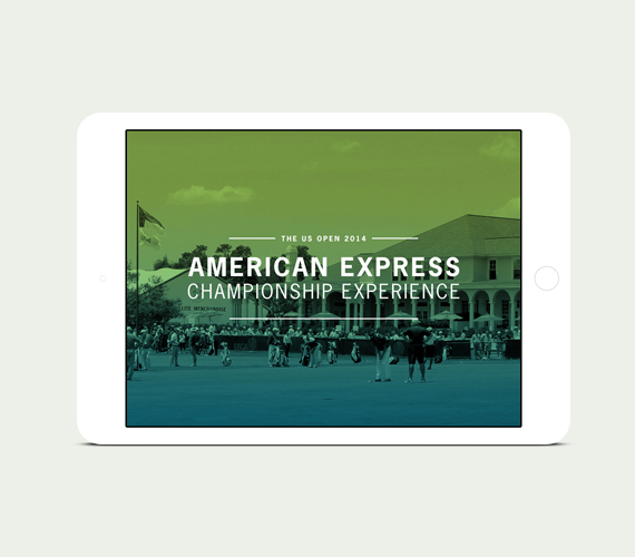 American Express Championship Experience